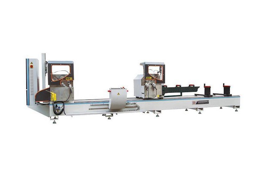 45°CNC Double-head Precision Cutting Saw for Aluminum Profile
