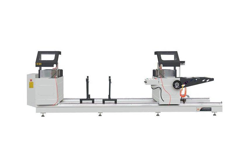 45°Double-head Precision Cutting Saw for Aluminum Profile