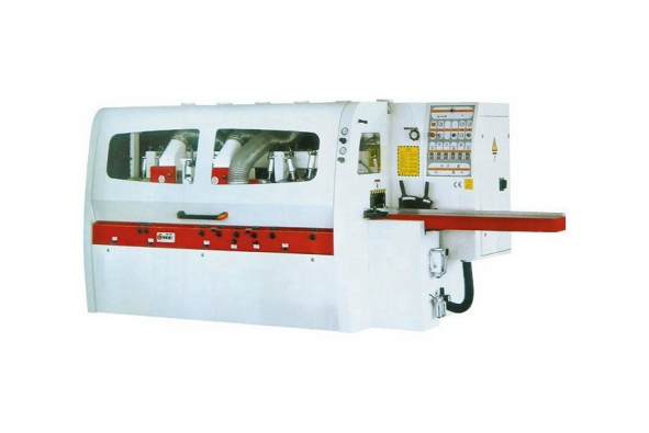 Six-axis surrounded planer