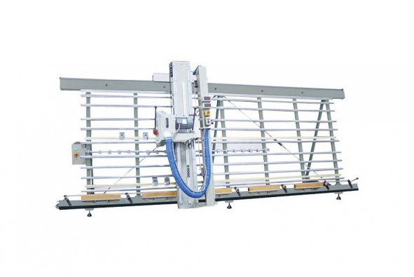 Aluminum Curtain-wall Profile Milling Machine