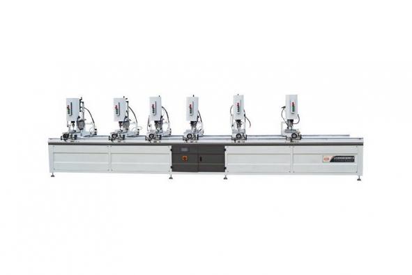 Multi-head Combination Drilling Machine for Aluminum and PVC Profile