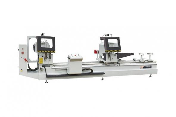 Double-head Precision Cutting Saw for Aluminum Profile