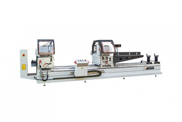 Double-head Digital Precision Cutting Saw for Aluminum Profile