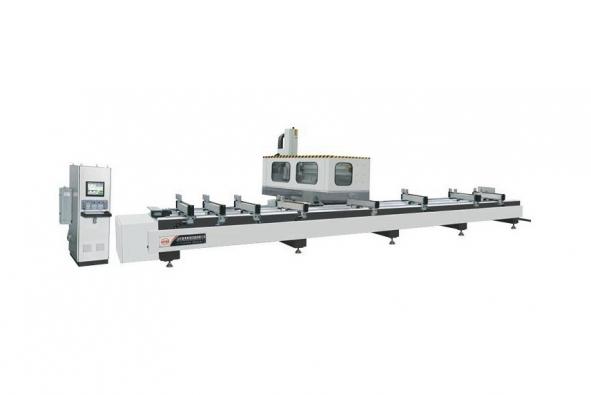 Aluminum Profile 4-axis CNC Machining Center
