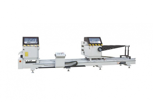 Heavy Dutly Double-head Precision Cutting Saw for Aluminum Profile
