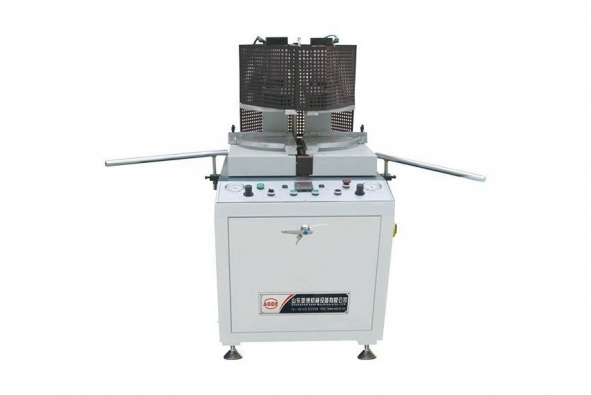 PVC Win-door Single-head Variable-angle Welding Machine