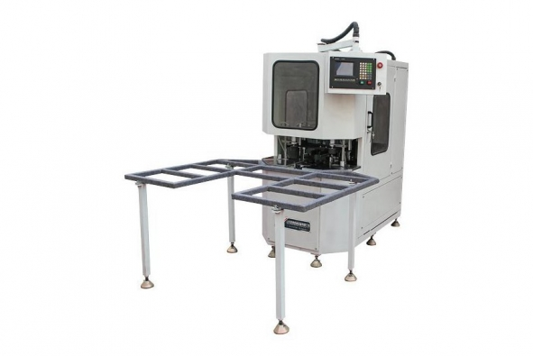 CNC Corner Cleaning Machine for PVC Win-door