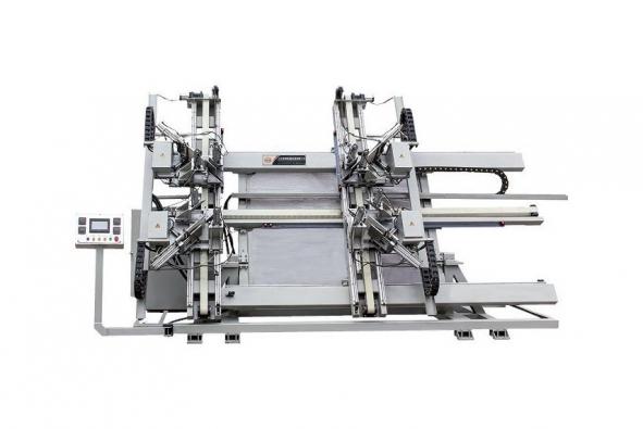PVC Win-door CNC 4-corner Welding Machine