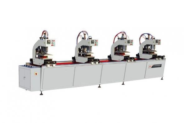 4-head Welding Machine for PVC Win-door