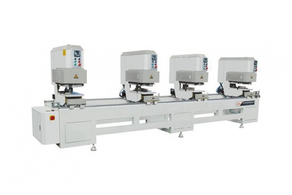Four Seamless Welding Machine
